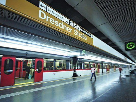In dieser U6-Station kam es zu dem Vorfall