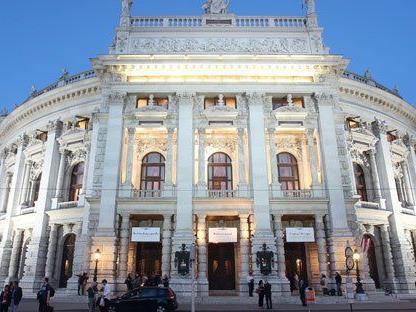Mitten in einer Finanzkrise: Das Burgtheater