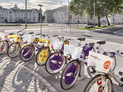 Mit der Citybike-Bilanz ist die Gewista zufrieden.