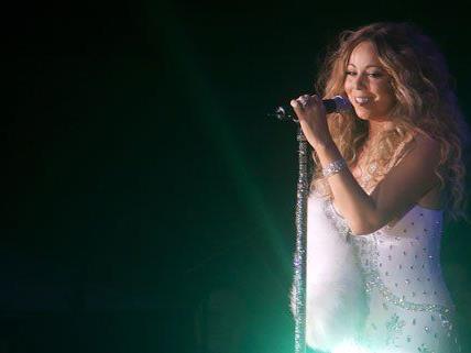Ab Freitag ist Mariah Careys neue Single erhältlich.