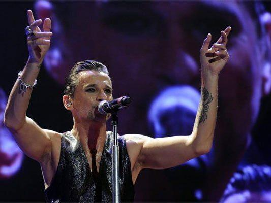 Depeche Mode sagten ihr Kiew-Konzert ab.