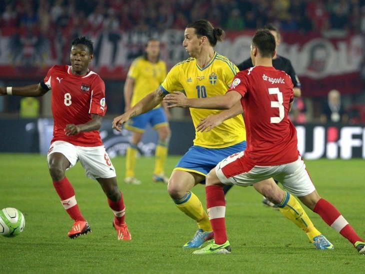 ÖFB-Team bekommt es wieder mit Ibrahimovic & Co. zu tun