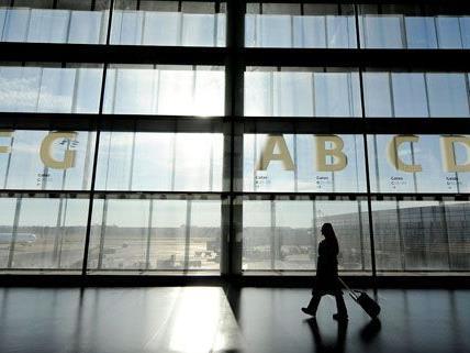 Fünf der sechs österreichischen Airports 2013 mit weniger Passagieren