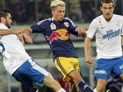 Salzburg will gegen Grödig Vorsprung weiter ausbauen.