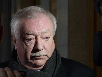 Bürgermeister Michael Häupl will in Zukunft lieber alleine regieren.
