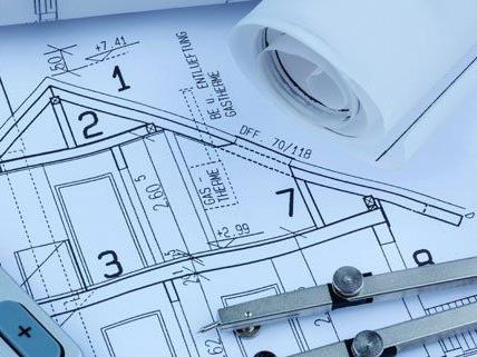 In Wien ein Haus zu bauen ist allein wegen der Grundstückspreise teuer.