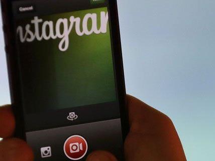 Die Foto-Sharing-App Instagram wird immer beliebter.