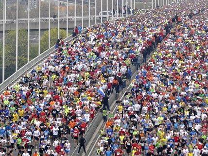 Der Marathon hat auch einen wirtschaftlichen Nutzen für Wien.