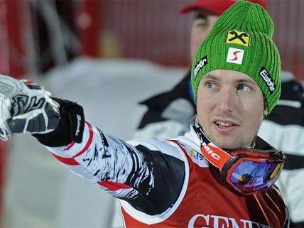 Marcel Hirscher ist im Olympia-Fieber.