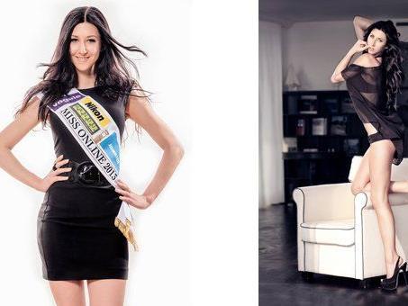 Tamara Freiler gewann die Miss Online-Wahl 2013 und trat Zur Miss Austria Wahl an.