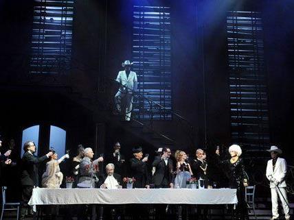 Am Mittwoch feierte das Musical in Wien Premiere.