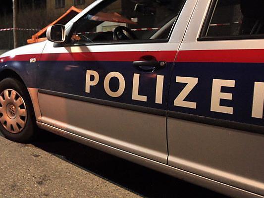 Zwei Männer überfielen einen Supermarkt in Wien-Landstaße.