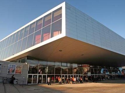 In der Wiener Stadthalle fanden am Sonntag die Finalspiele statt.