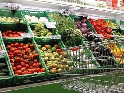 versuchter Supermarkt-Raub in Döbling.