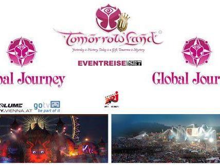 Das Tomorrowfestival lockt auch in diesem Jahr mit aufwendigen Attraktionen.
