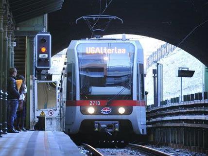 Am Samstag fiel die U-Bahnlinie U6 komplett aus.