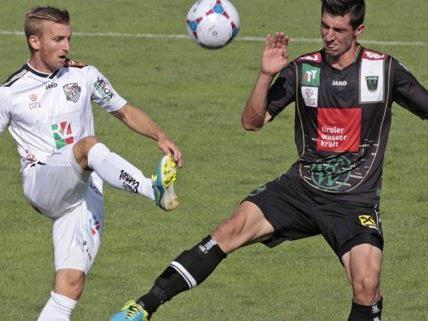 Fußball: Heimduell mit Wacker Innsbruck richtungsweisend für WAC.