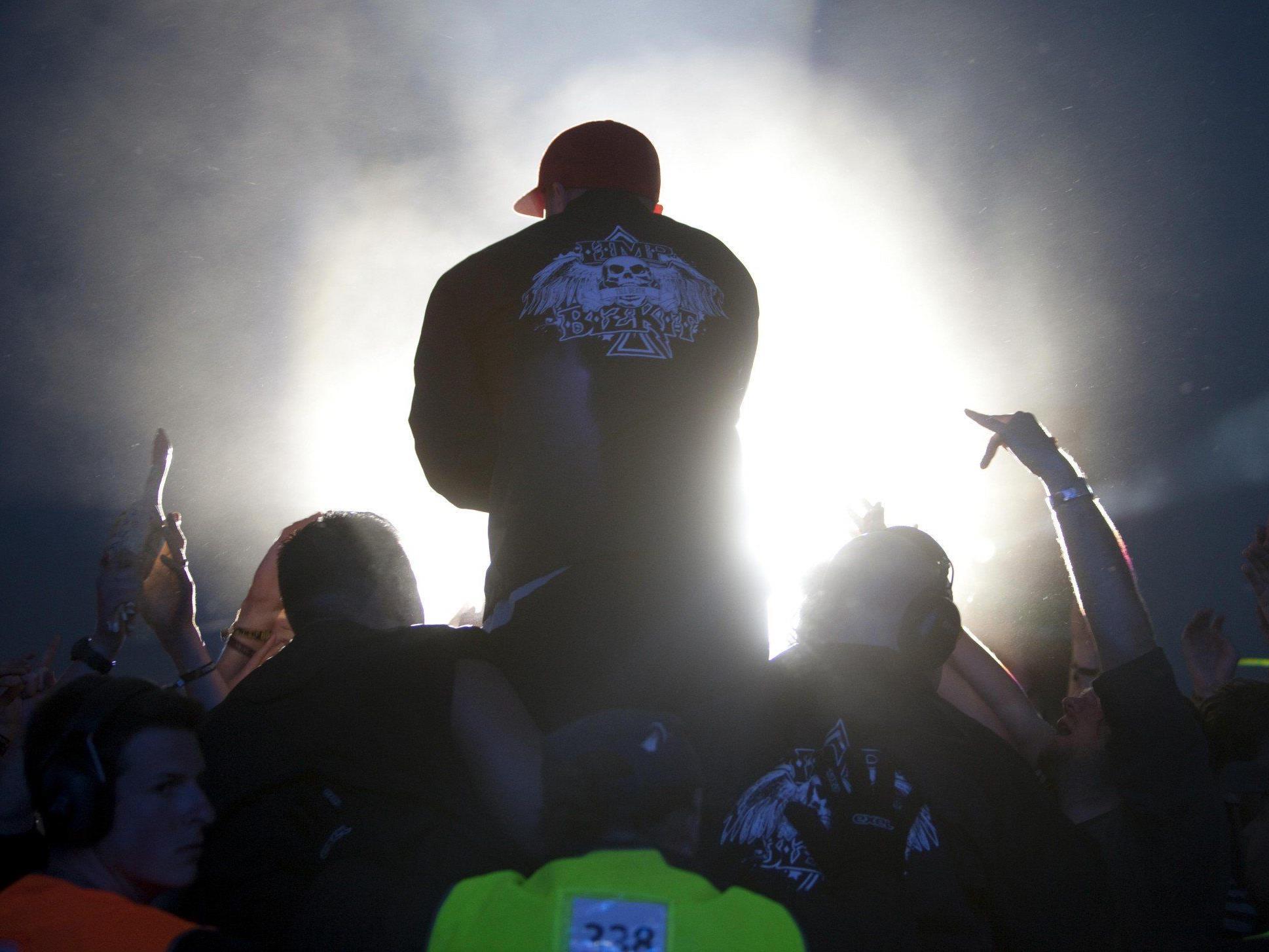 Zehn Jahre Nova Rock - Limp Bizkit und Crazy Town ebenfalls dabei