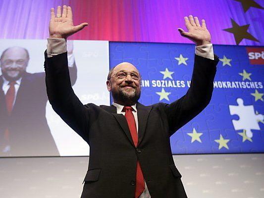 Schulz gab Gastspiel in Wien