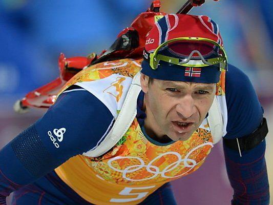 Biathlon-Methusalem hängt zwei weitere Jahre an