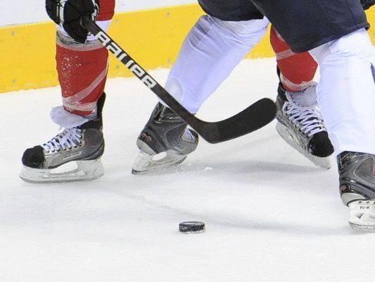 Viertelfinale der Eishockey-Liga