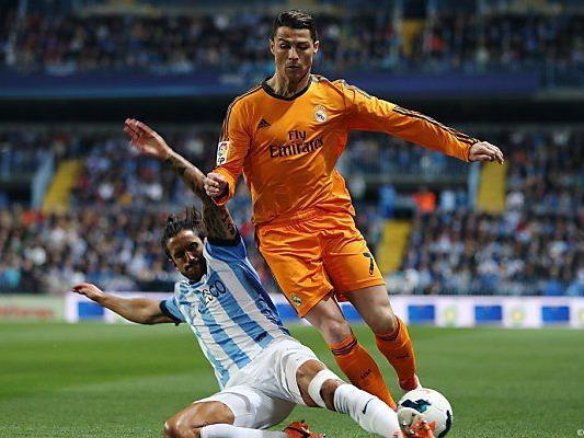 Ronaldo einmal mehr Matchwinner für Real Madrid