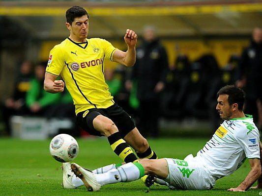 Stranzl zog den Dortmund-Spielern den Zahn