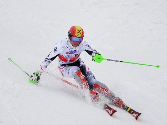 Hirscher braucht 80 FIS-Punkte aus Abfahrt