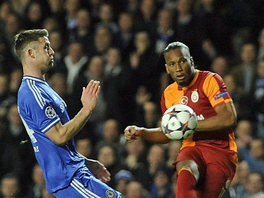 Kein Glück für Drogba bei Rückkehr nach London