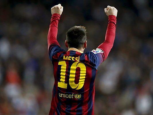Messi machte wieder einmal den Unterschied
