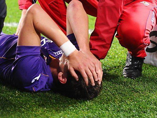 Gomez zog sich wieder eine Verletzung zu