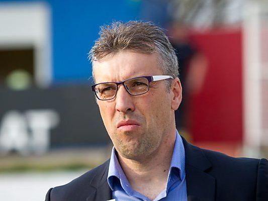 Austria-Trainer Gager erwartet ein großes Spiel