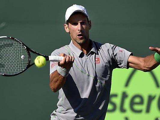 Djokovic schlug Robredo 6:3,7:5