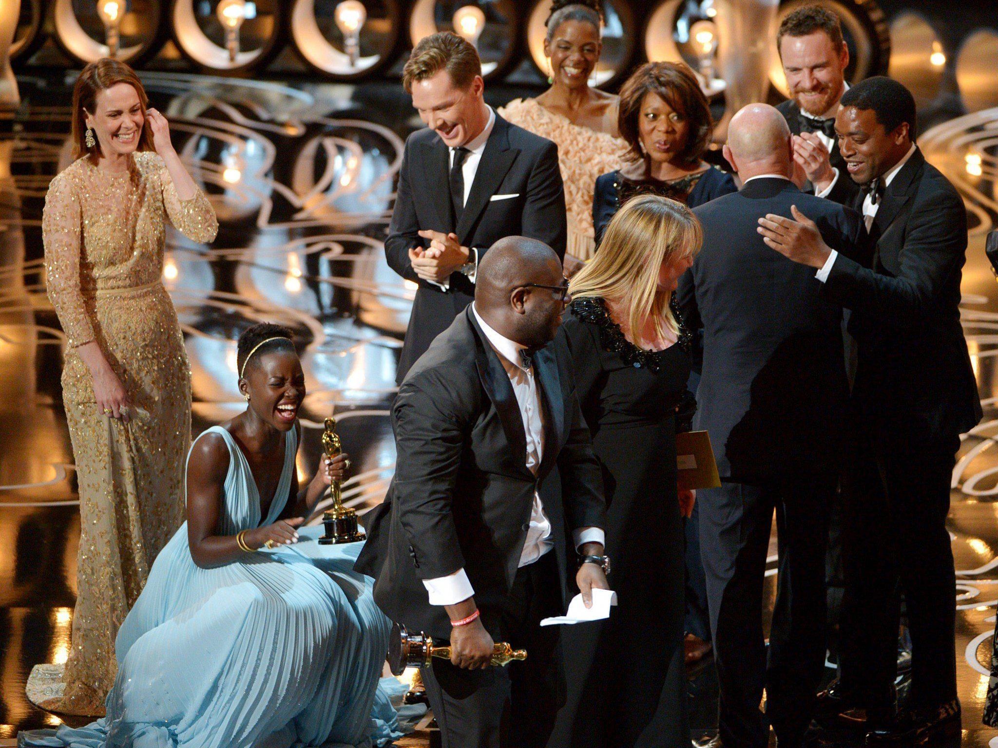 Alle Bilder der Oscars