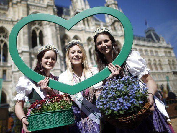 Das STeiermarkdorf zieht wieder nach Wien