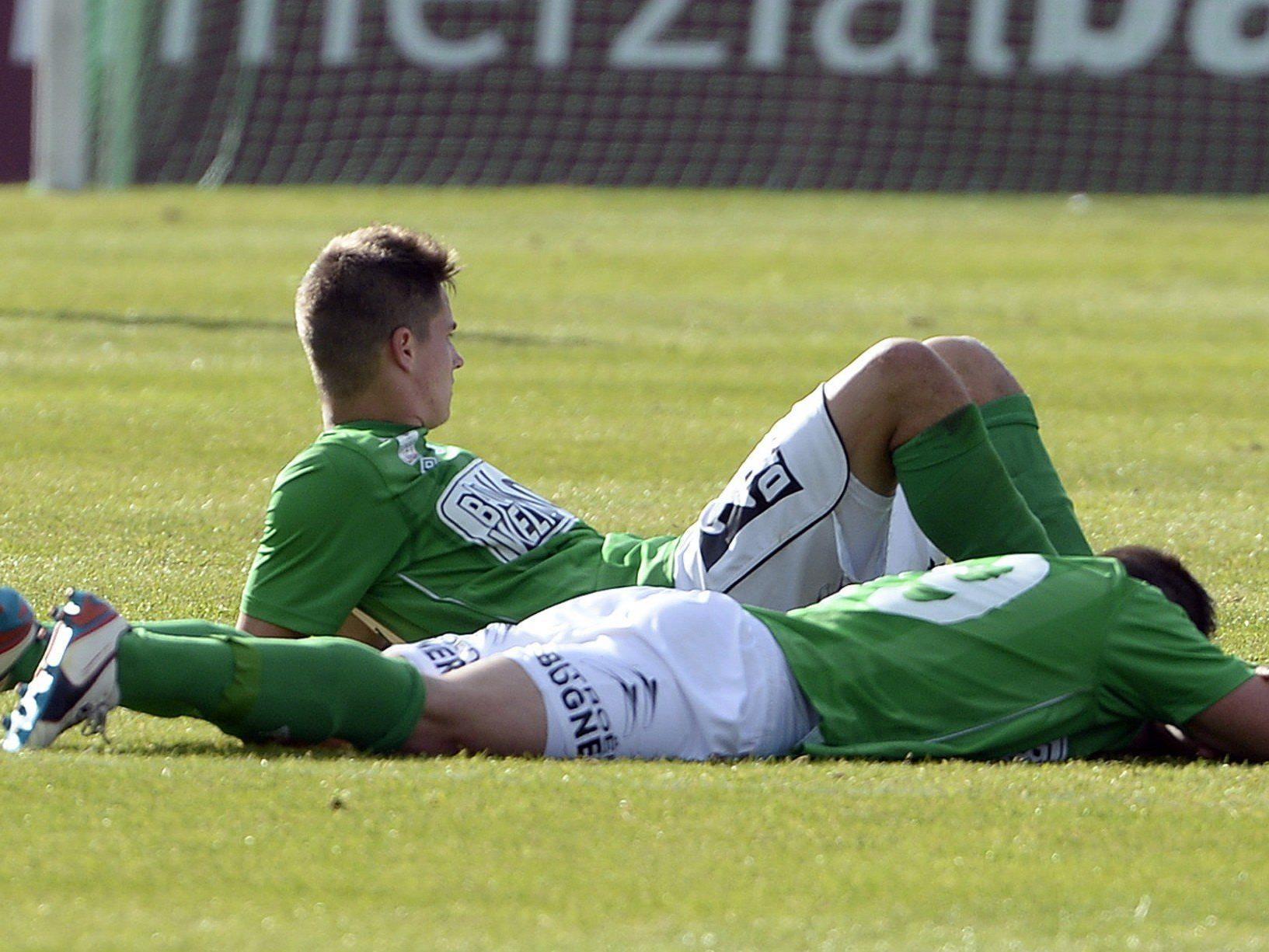 LIVE -Ticker zum Spiel SKN St. Pölten gegen SV Mattersburg ab 18.30 Uhr.