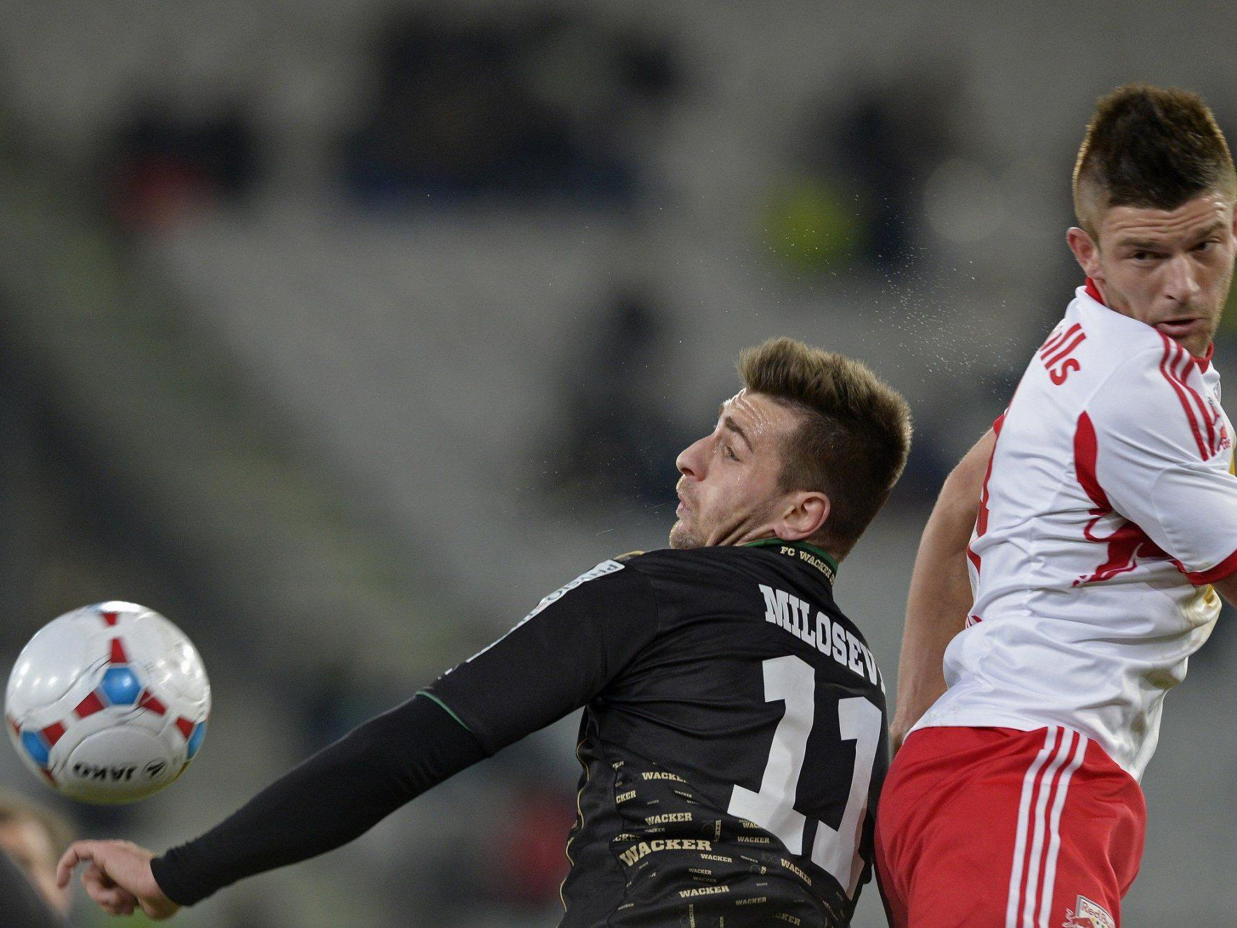 LIVE-Ticker zum Spiel Red Bull Salzburg gegen FC Wacker Innsbruck ab 19 Uhr.