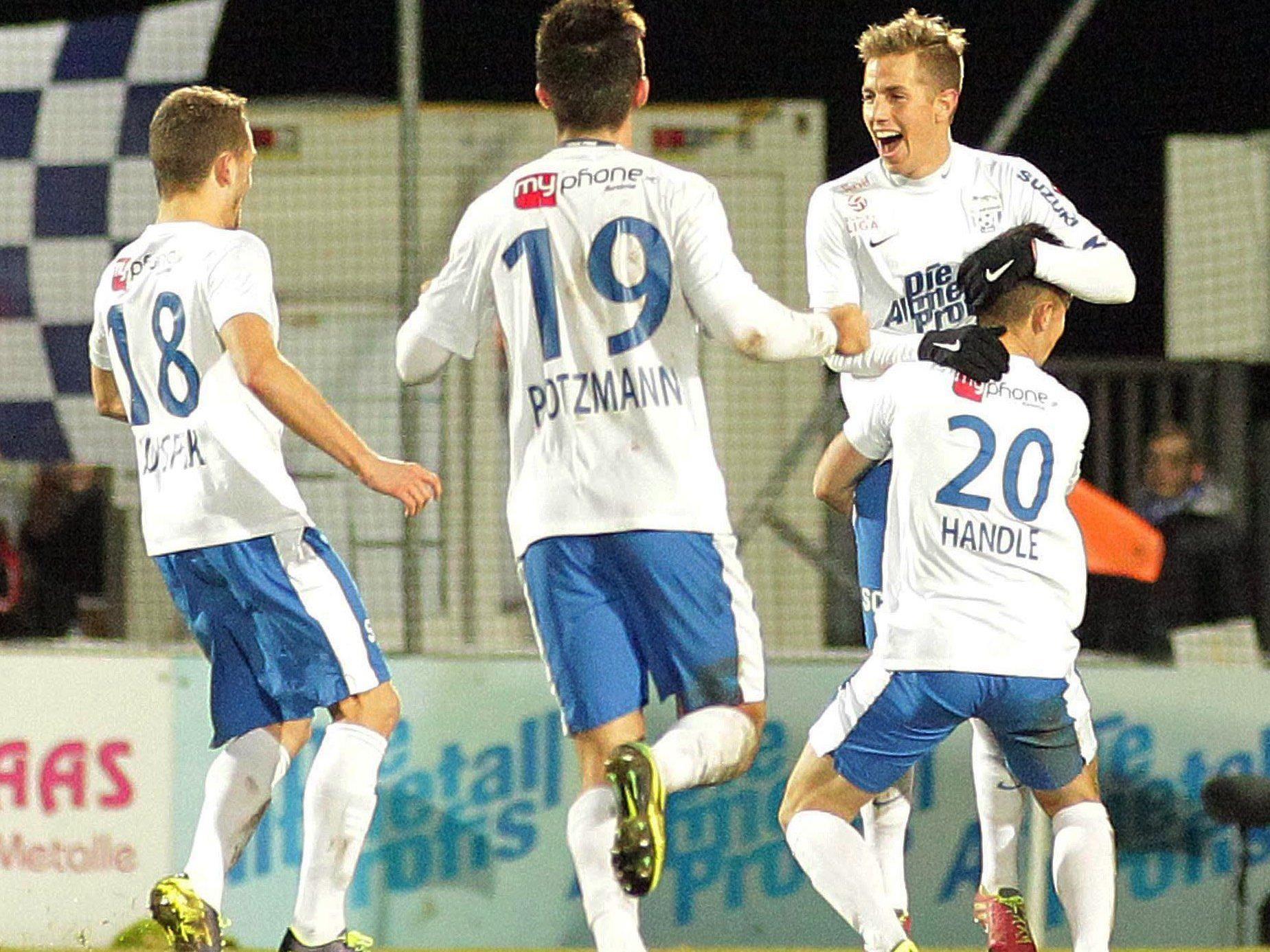 LIVE-Ticker zum Spiel FC Admira Wacker Mödling gegen SV Grödig ab 19 Uhr.