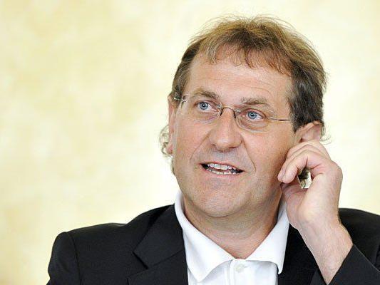 MQ-Chef Strasser wird Georg Springer nachfolgen