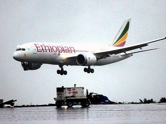 Eine neue Langstrecke plant die Ethiopian Airlines