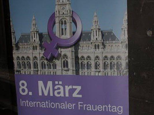 Im Rathaus wird auch heuer wieder der Frauentag begangen
