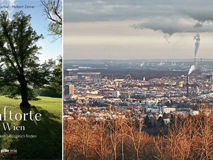 """Das Buch """"Kraftorte in Wien"""" zeigt besondere Plätze in der Bundeshauptstadt auf"""
