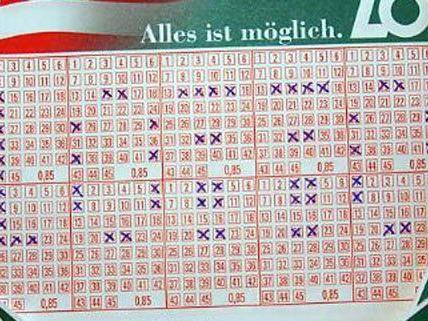 1,9 Millionen Euro war die richtige Zahlenkombination am Sonntag wert.