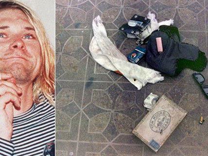 20 Jahre nach Cobains Tod hat die Polizei keine neuen Erkenntnisse