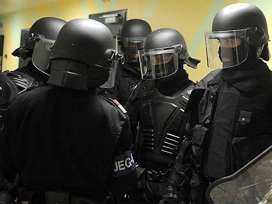 Einen WEGA-Einsatz gab es in Döbling wegen zwe jugendlichen Einbrechern