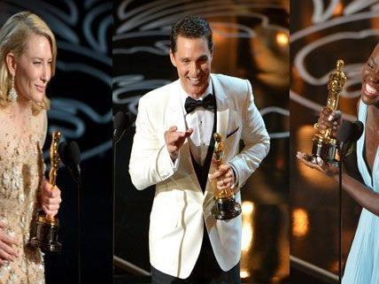 Die Gewinner der 86. Academy Awards