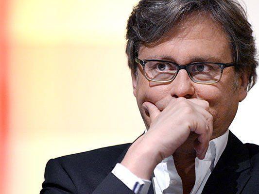 ORF-Generaldirektor Alexander Wrabetz hat einen Einbruch zu beklagen