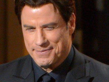 John Travolta ärgert sich über verpatzte Oscar-Rede