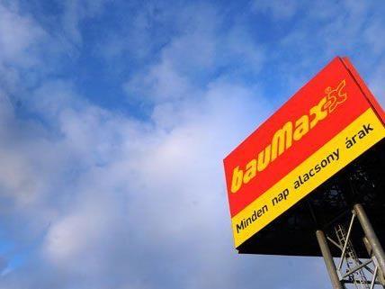 In der Krise: bauMax