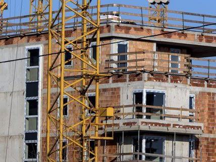 Insgesamt 20.000 neue Wohnungen in Wien sind geplant.